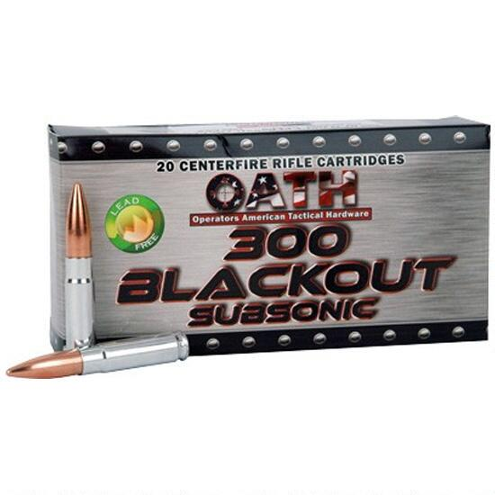 Picture of 300 AAC Blackout Sub Sonic / Tactical Aluminum Casing // Copper