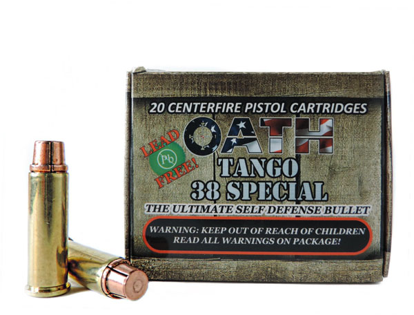 Picture of .38 Special TANGO