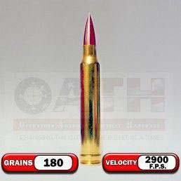 Picture of 300 Winchester Magnum Match Grade // Copper