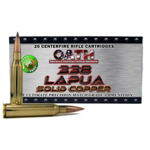 Picture of 338 LAPUA // COPPER
