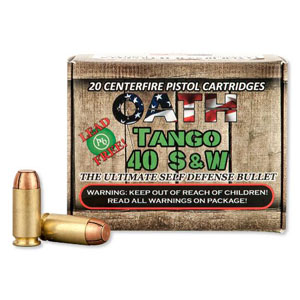Picture of .40 S&W TANGO