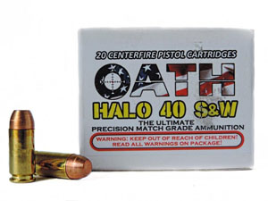 Picture of HALO .40 S&W
