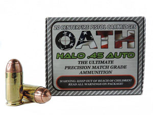 Picture of HALO .45 AUTO